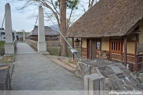 長野県 白馬 観光 大出の吊橋 レンタサイクル 散策 白馬駅 写真11