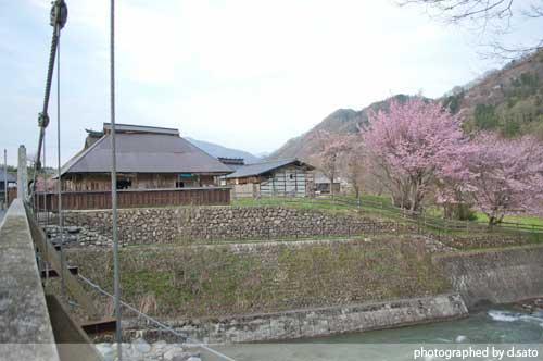 長野県 白馬 観光 大出の吊橋 レンタサイクル 散策 白馬駅 写真14