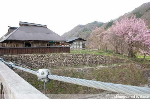 長野県 白馬 観光 大出の吊橋 レンタサイクル 散策 白馬駅 写真16