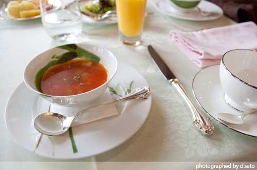 長野県 北安曇郡 白馬ラネージュ東館 白馬リゾートホテル ラ・ネージュ 宿泊 朝食 モーニングの写真2