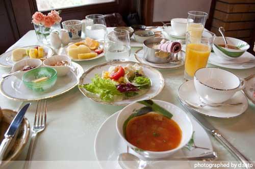 長野県 北安曇郡 白馬ラネージュ東館 白馬リゾートホテル ラ・ネージュ 宿泊 朝食 モーニングの写真4