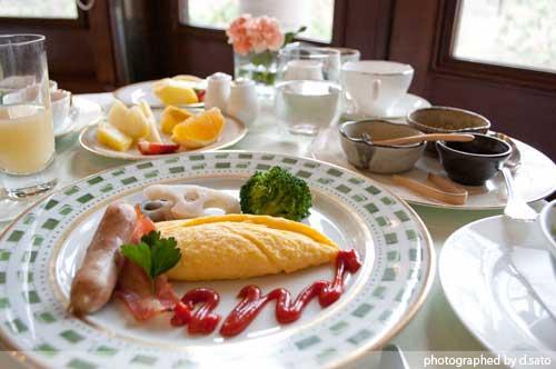 長野県 北安曇郡 白馬ラネージュ東館 白馬リゾートホテル ラ・ネージュ 宿泊 朝食 モーニングの写真6