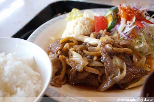 神奈川県 秦野市 レストラン グルメ レトロ インテリア ハンバーグ ランチ 洋食屋 吹き抜け 居心地が良い 料理 2
