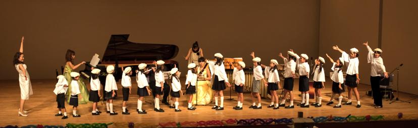 合唱団コンサート【にじいろの歌声3】公演写真、ホームページにて公開中