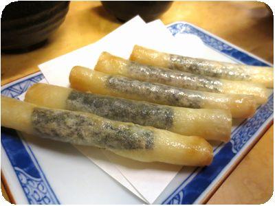 海苔チーズ春巻き
