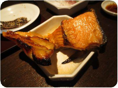 焼鮭(カマ)