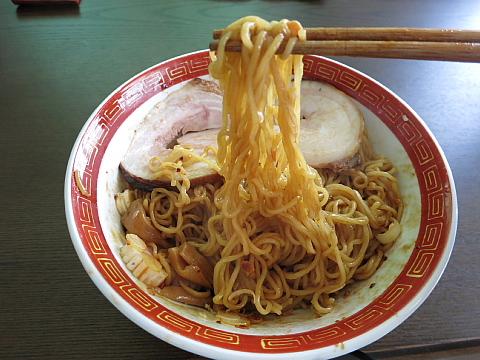 究麺油そば7