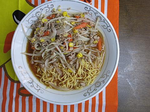 袋麺戦争味噌8