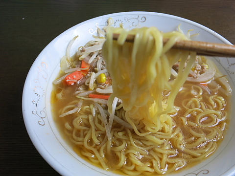 袋麺戦争味噌11
