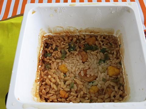 カップヌードルご飯7