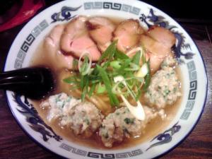 綿麺 フライデーナイト Part54 (13/9/27) 塩らーめん