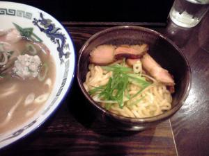 綿麺 フライデーナイト Part54 (13/9/27) 塩らーめん(替え玉)
