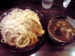 綿麺 フライデーナイト Part55 (13/10/11) 貝を使ったしょうゆつけ麺