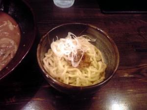 綿麺 フライデーナイト Part57 (13/11/8) 濃厚豚骨味噌ら~めん(替え玉)