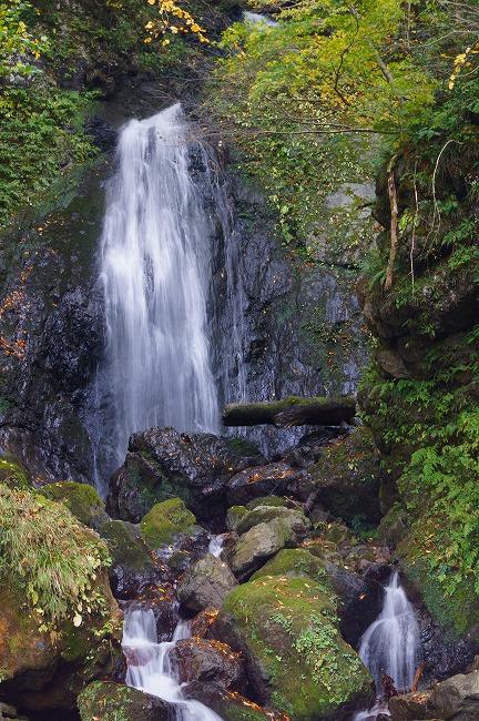 131106シッ谷の大タル滝