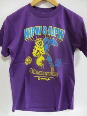 40周年Tシャツ④