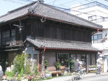 「有鄰館」 桐生 ― 向いには坂口安吾が暮らした家!