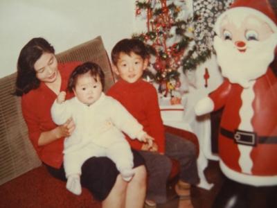 初めてのクリスマス1965