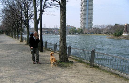 某公園散歩