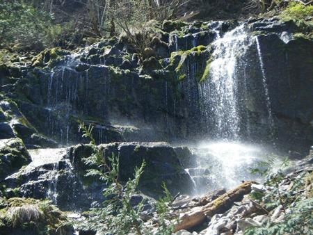 焼山沢の滝2