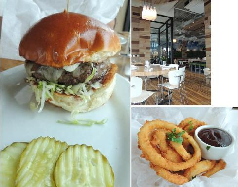 I Love Zin Burger