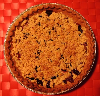 Berryberry berry Pie
