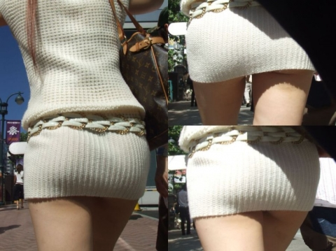 ミニスカート画像14