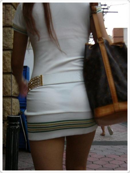 ミニスカート画像4