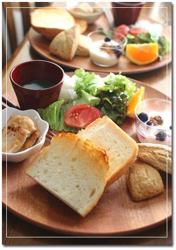 天然酵母パンとスコーン☆ワンプレート