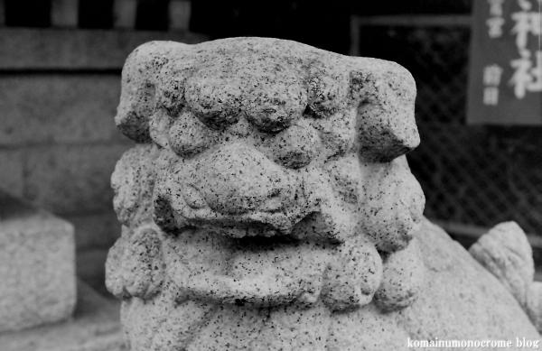 大依羅神社(大阪市東住吉区庭井)2