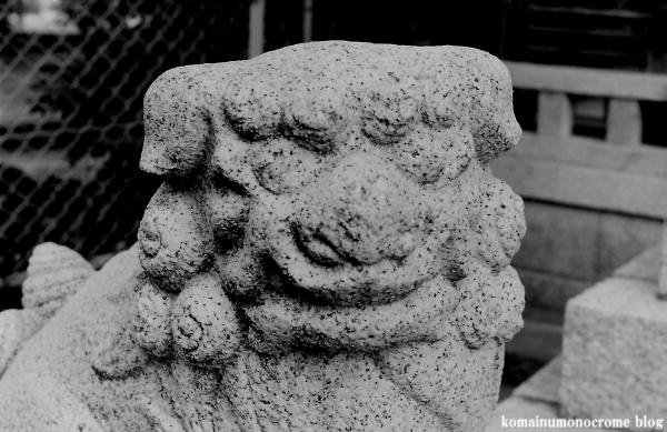 大依羅神社(大阪市東住吉区庭井)4