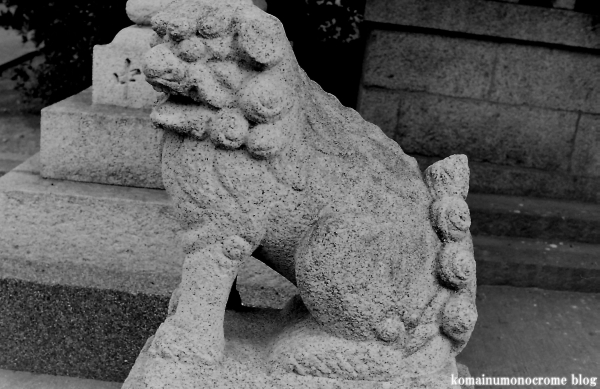 大依羅神社(大阪市東住吉区庭井)1