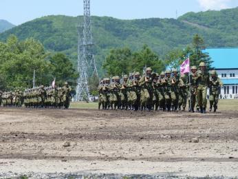04-第120教育大隊-自衛官候補生課程(女性)