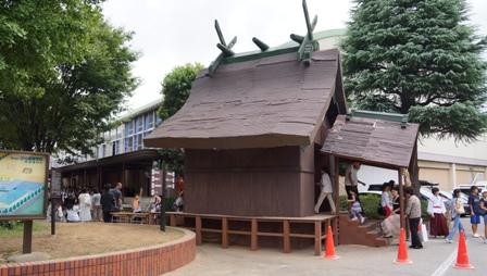 浦高祭・門2