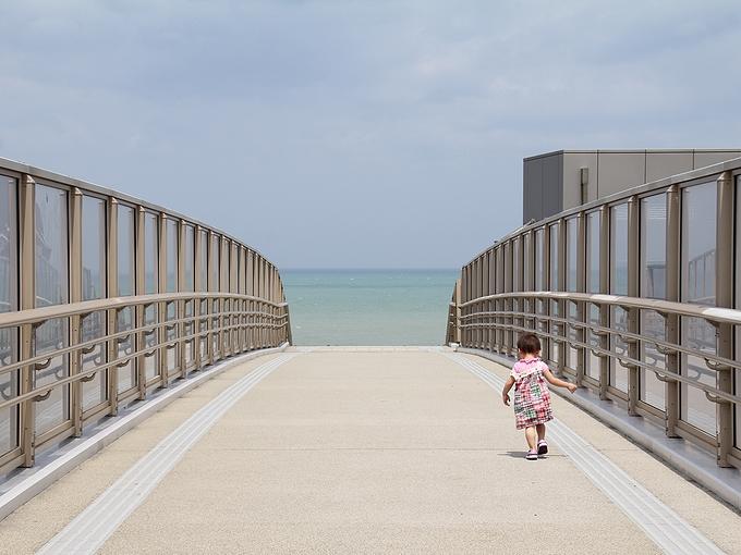 猛暑日 海に行こう!