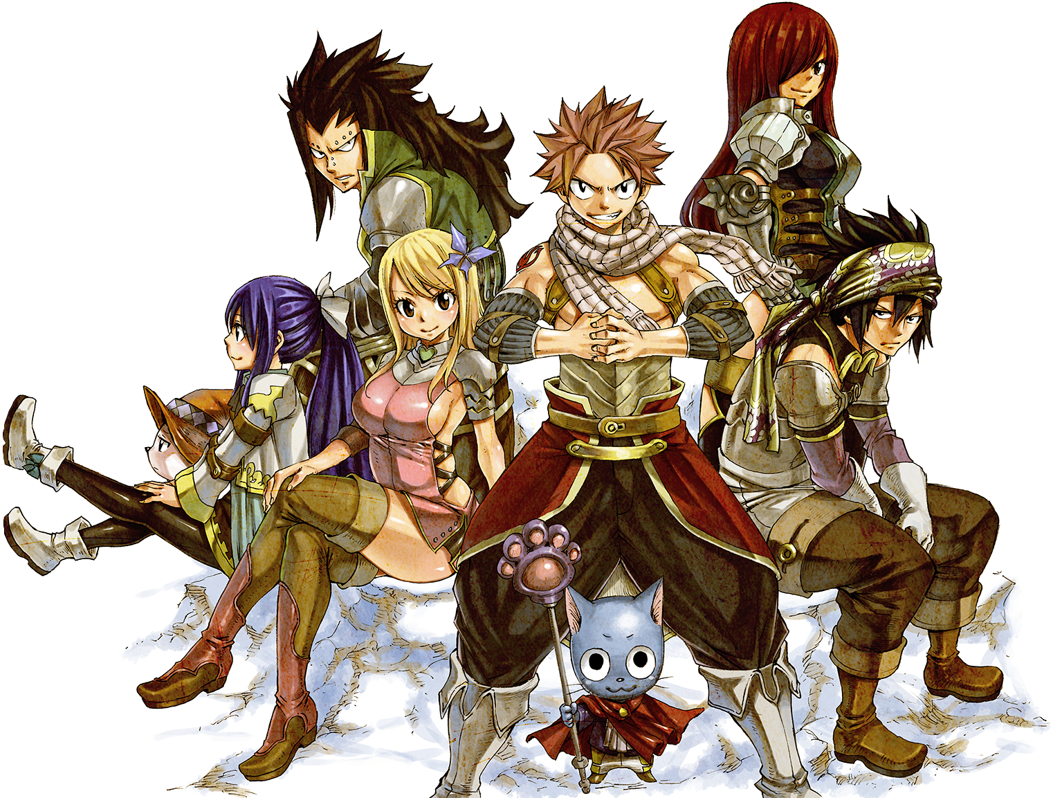 Fairy tail 2014 4 - Fille fairy tail ...