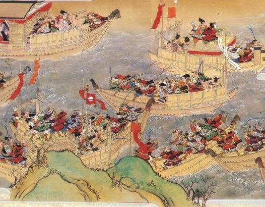 壇ノ浦の戦い
