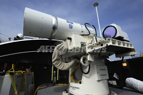米・車載式レーザー兵器「HEL MD」
