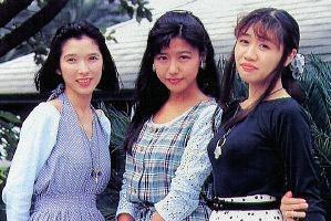 女神三姉妹