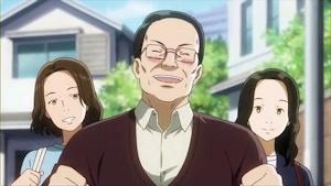 両手に花で応援に向かう原田先生
