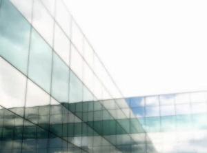 透明な壁のイメージ