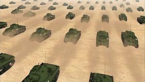 サンダースのM4軍団