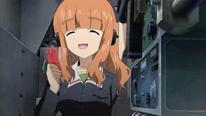 無線は囮で携帯で連絡