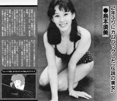 1983年頃の雑誌記事