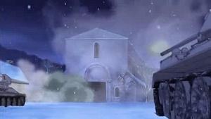プラウダに雪隠詰めにされた大洗女子