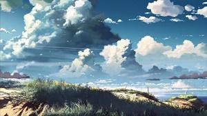 種子島の空と海