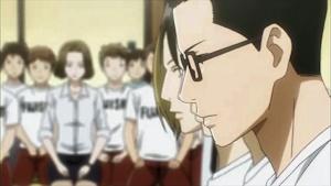 序盤を圧倒する富士崎高校
