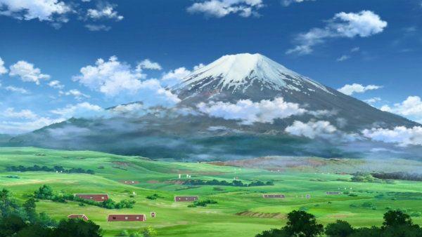 決勝は富士山麓