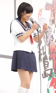フォトカノのコスプレ姿の金元寿子