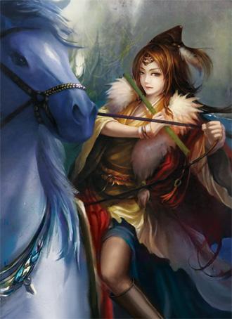 蔡文姫その12